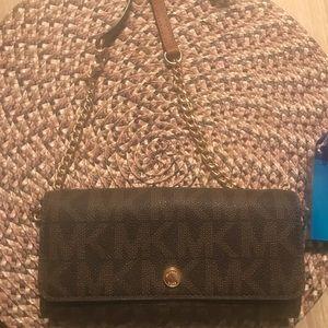 MK wallet purse